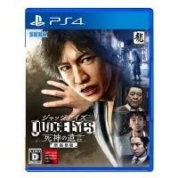 Game Soft (PlayStation 4) / JUDGE EYES:死神の遺言 新価格版  〔GAME〕|hmv