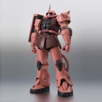 ROBOT魂の新たな闘いが始まる 一年戦争始動!ダイナミックなアニメ的プロポーションを再現。劇中アク...