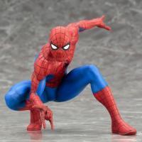 ARTFX+ MARVELコミックスシリーズ フェイズ3!今度はスパイダーマンの殿堂編!2014年「...