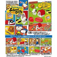 チャーリー・ブラウンとスヌーピーの日常生活をテーマにしたミニチュアフィギュア。 スヌーピーが使用する...