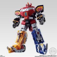 歴代戦隊ロボの中でも屈指の人気ロボ(神)「大獣神」がスーパーミニプラで登場!5体の守護獣、ダイノタン...
