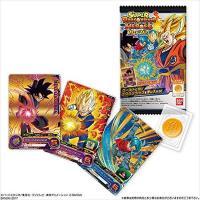 人気デジタルゲーム「スーパードラゴンボールヒーローズ」のカード付グミ第1弾です。レアカード4種を含む...