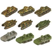 海洋堂が企画、製作を行い、1/144戦車模型というジャンルのパイオニアとなった「ワールドタンクミュー...