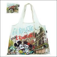 ■商品説明 折りたたんで使えるショッピングエコバッグです。ディズニーシリーズの可愛い、おしゃれなデザ...