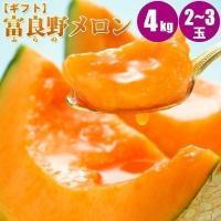お中元富良野メロン!上品な甘みで引き締まった果肉が美味しい北海道を代表するメロンです。(数量限定・期...