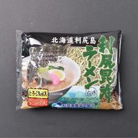 良質な昆布の生産地として名高い利尻島の昆布を麺に練りこみ、コシのあるこしこしとした麺を打ち上げました...