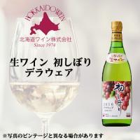 やや黄金色を帯びた色合いと、芳醇でまろやかな味わいの白ワインです。生食用ぶどうの中では、香りが強すぎ...