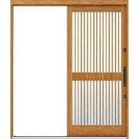 新築、増改築にどうぞ!伝統的な和風住宅に最適な風格ある玄関戸です。バリエ−ションも豊富です。【ykk...