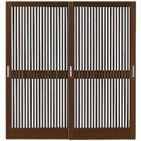 ご使用中の引戸枠はそのまま使い、障子(扉)だけを取替える簡単施工です。内装、外装工事は不要です。【y...