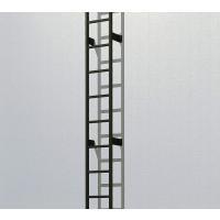 屋上点検や緊急避難用の壁付けハシゴです。【YKK】【壁付けはしご】【梯子】【ハシゴ】【屋上】【タラッ...