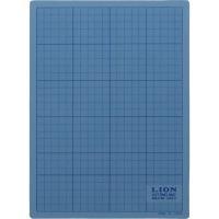 【商品名】カッティングマット CM-3050 再生PVC 300×220×2.5mm ブルー 関連キ...