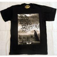「ダークナイト ライジング」原題「THE DARK KNIGHT RISES」のオフィシャルTシャツ...