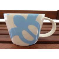 ハワイアン雑貨 ハワイ お土産 ハワイアン レインボーマグカップ ホヌ (ライトブルー)  ハワイ 雑貨 土産  おみやげ