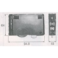 LIXIL リクシル トステム 室内建具 引戸 調整戸車 FNMZ429 (旧品番 MDJ526A) FL リストNO H01-007 (HA-7)