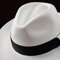 帽子/高級パナマハット/HomeroOrtega(オメロオルテガ)/PORTOFINO(ポルトフィーノ)エクアドル製中折れハット/メンズ・レディース