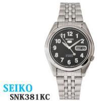 ★ 【正規輸入品】 SEIKO セイコー【時計】 逆輸入 海外モデル SNK381KC メンズ(49...