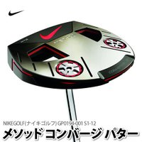 ★ Nike Golf GP0194-001+H METHOD CONVERGE PUTTER S1...