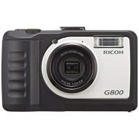 リコー RICOH 工事現場仕様デジタルカメラ G 800 [G-800]  ハードな現場に必要な防...
