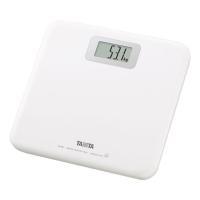 TANITA(タニタ) デジタルヘルスメーター HD-661 ホワイト 体重計 (HD661/HD-661WH)(メール便不可)