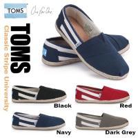 <<商品名 TOMS Shoes Stripe University>>  ...