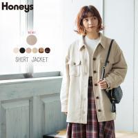 Honeys ハニーズ シャツジャケット