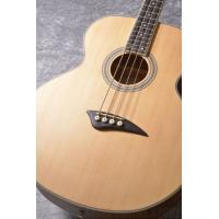 ●DEAN EAB Bass / Acoustic/Electric Bass - Satin Na...