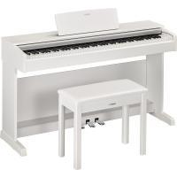 クロサワ楽器 日本総本店 WEBSHOP - Yamaha ARIUS YDP-143WA (ホワイトアッシュ調)(デジタルピアノ)(送料無料)(マンスリープレゼント)|Yahoo!ショッピング