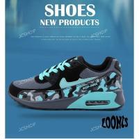 スポーツ靴 スニーカー シューズ ランニングシューズ エアクッション パワークッション 学生 新品 ...