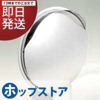 ●サイズ(外径):丸325φ 曲面R:650mm 枠色:白 重量(金具共):約1.6kg 鏡材質:ス...
