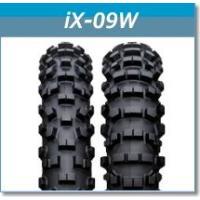 セール特価 IRC(井上ゴム) IX09W (70/100-17) 40M WT フロント (106757) バイク タイヤ