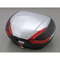 | 商品詳細 メーカー:GIVI(ジビ) 商品名:V47G730 モノキーケース シルバー塗装 サイ...