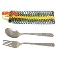 | 商品詳細商品名:チタンカトラリーセット2メーカー:EPIgas品番:T-8402JAN:4945...