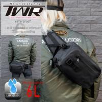   商品詳細 メーカー:TWR 商品名:TPUターポリン 防水ボディバック (6L) カラー:ブラッ...