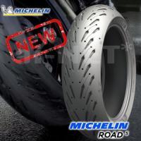 在庫有 送料無料 MICHELIN ミシュラン ROAD5/ロード5 180/55ZR17 リアタイヤ用 708160 ウェット ドライ ツーリング ハイグリップ
