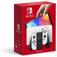 新モデル 新品 10/8発売 Nintendo Switch(有機ELモデル) Joy-Con(L)/(R) ホワイト
