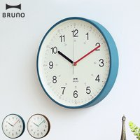 掛け時計 BRUNO イージータイムクロック BCW020 ウォールクロック ブルーノ