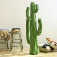 サボテン / Cactus Type-A サボテン K655-657A / オブジェ フェイク 置物 125cm(送料無料)