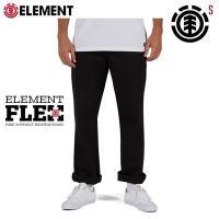 ELEMENT エレメント メンズ ロングパンツ S'LINE AH022-721 IBA 正規品