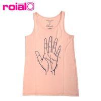 ROIAL ロイアル レディース コラボ タンクトップ Pink S-1 シャウラ