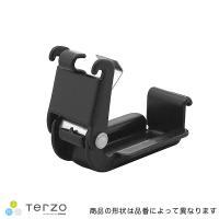 ●Terzoのベースフット / ルーフレールタイプフット EF11BL専用ロングクランプ EF11B...