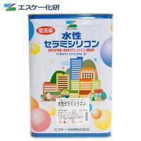 (商品内容) ●水性セラミシリコン 16kg 石油缶  ※代引不可商品です。 ※メーカーからの直送と...