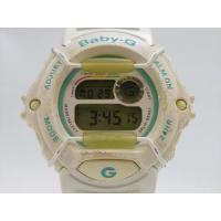 ブランド:CASIO  型番:BG-340  製造番号:-  ムーヴメント:クォーツ  状態ランク:...