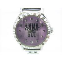 ブランド:ANNA SUI  型番:7N82-0CW0  製造番号:830176  ムーヴメント:ク...
