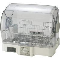 【数量限定特価】象印(ZOJIRUSHI) 食器乾燥機 80cmロング排水ホースつき グレー EY-JF50-HA【北海道沖縄離島は別途送料】