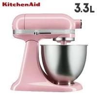 【お取り寄せ商品】キッチンエイド(KitchenAid) アルチザン ミニ (3.3L スタンドミキサー) ピンク 9KSM3311XGU|hows