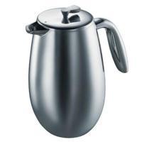 ボダム(bodum) ボダムコロンビア ダブルウォール フレンチプレスコーヒーメーカー 1.0L 1308-16