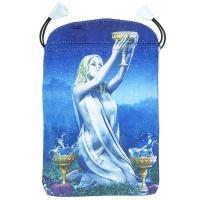 【商品説明】 タロットカード『バイスヴァーサ』の杯(カップ)の3に登場する女性の姿があしらわれていま...