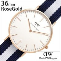 ダニエル ウェリントン Daniel Wellington 腕時計 クラシック グラスゴー ローズ ...