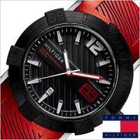 トミー ヒルフィガー TOMMY HILFIGER 腕時計【型番】1790736【ケース】材質:ステ...