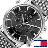 トミー ヒルフィガー Tommy Hilfiger 腕時計 メンズ【型番】1790877【ケース】材...